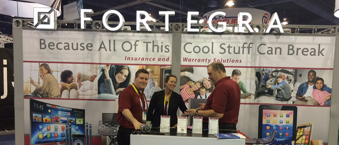 Fortegra Shows Up Big at CES 2015