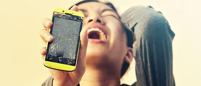 Broken Cellphone
