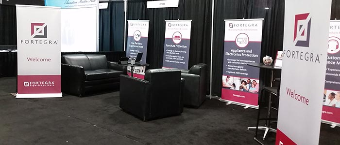 Fortegra Booth