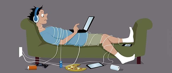 Technology Savvy Generation