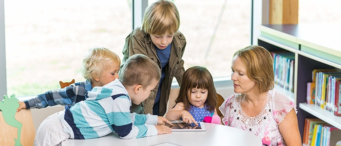 Tablets In Schools